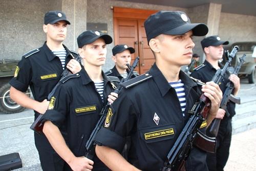 Черноморский флот закончил весенний призыв 0 (0)