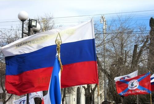 Русская весна в Севастополе: два года спустя