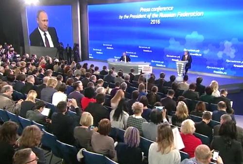 Владимир Путин о Крыме: Требуется время, чтобы всё срослось
