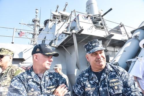 Портер – подносчик, а Си бриз – плацдарм для реальной инфильтрации НАТО в степи Украины