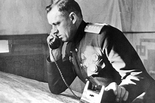 Маршал Победы Константин Рокоссовский