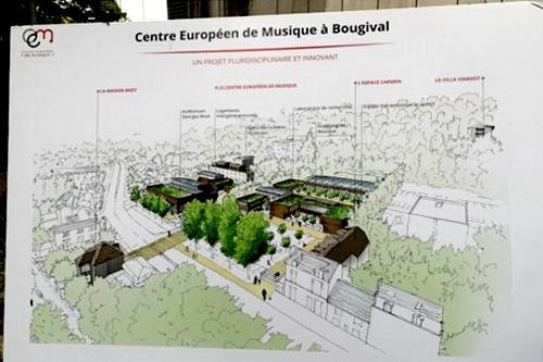 Поместье Тургенева в Буживале как Европейский центр 0 (0)