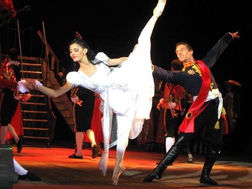 Музыкальный театр готовит балетную премьеру