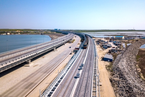 Транспортная инфраструктура Крыма готова к курортному сезону
