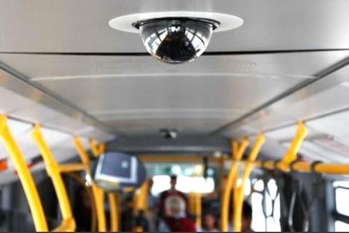 Sic! Видеоглаз в автобусе
