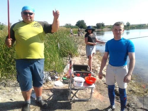 Рыбная ловля, семейная ценность