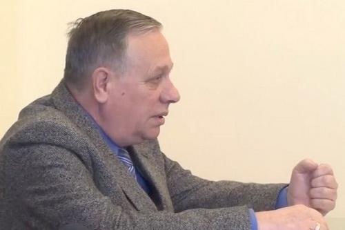 Георгий Мурадов: Крым — это наш, если хотите, Сталинград