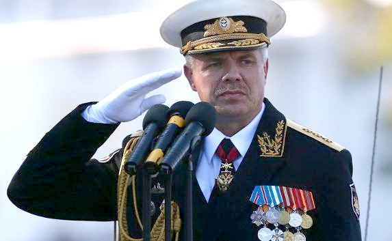 Адмирал Александр Витко: Год был прорывным