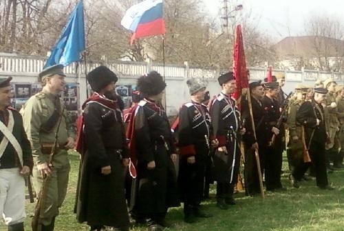 Народный праздник в Мирном