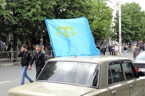 Кому нужен не мирный Крым?