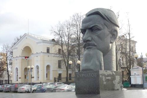 Памятника И.В. Курчатову в Крыму не будет. Бескрылое время