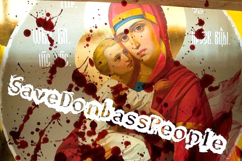 #SAVE DONBASS PEOPLE