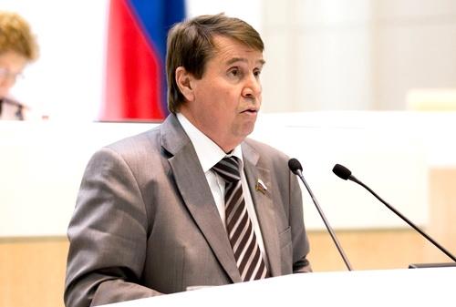 Сергей Цеков — европейцам: Лучше один раз увидеть