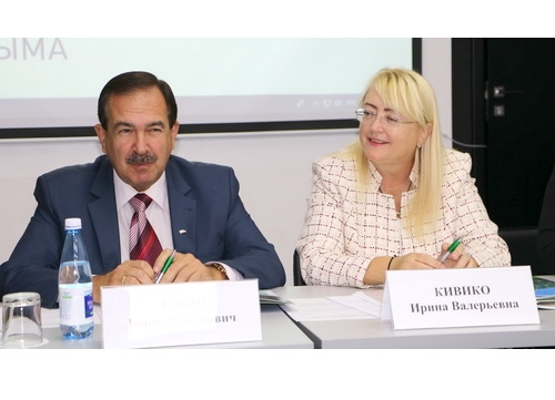 Ирина Кивико знает, чего хотят крымчане