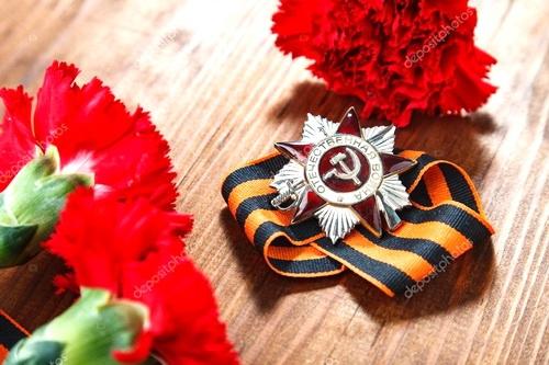 В честь  участников первого Парада Победы