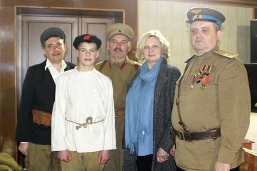 Витя Коробков, жизнь за Родину