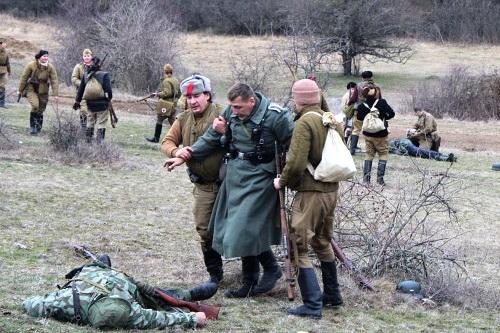 Солдатская каша для всех