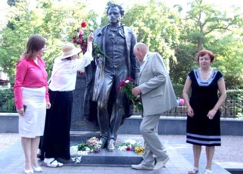 По Ялте шествует праздник Русского слова