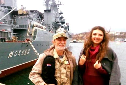 Крейсер «Москва» — и Владимир Высоцкий