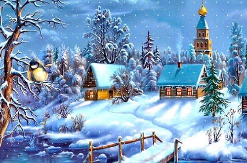 Рождественская сказка 0 (0)