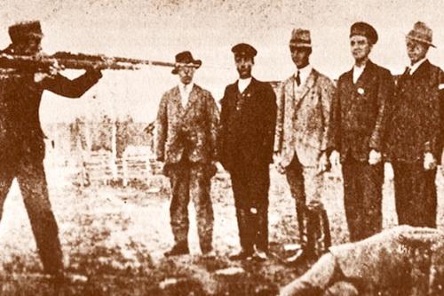 Красный террор в Крыму после Врангеля в 1920-1921 гг.