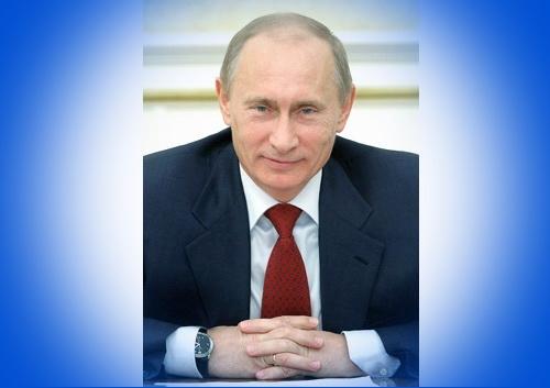 С днем рождения, Владимир Владимирович!