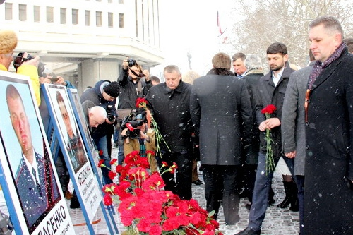 Крым-2015: мы все «Беркут»!