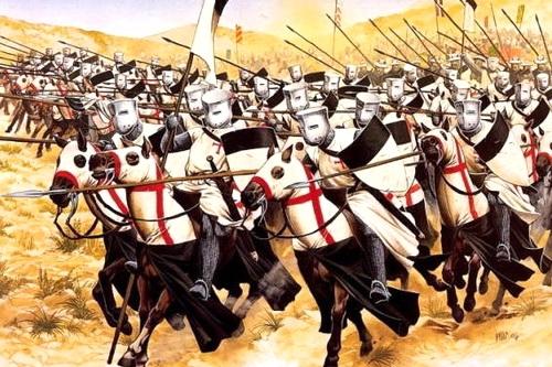 Зеркальный взгляд на крестовые походы