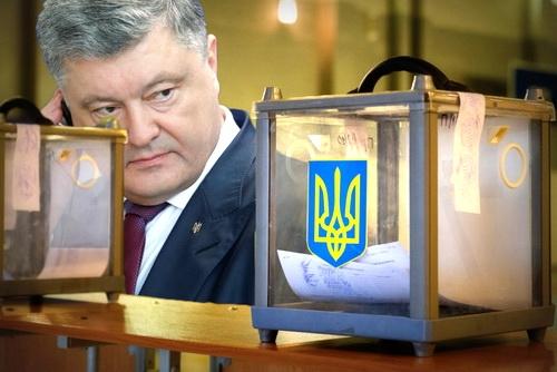 Фальсификация будущих выборов президента на Украине