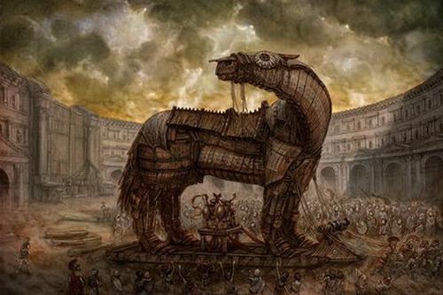 Троянский конь уже в ЕС 0 (0)