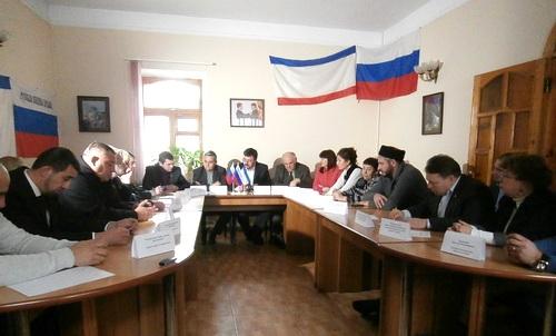 За единство и благополучие России