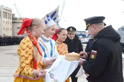 «Калибры» в Крыму теперь не только в «береговом варианте»