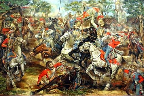 Коренной перелом: битва на реке Чернишне