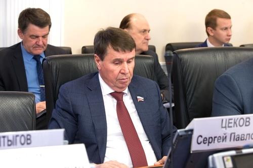 Сергей Цеков: надо показать миру Святые места Крыма