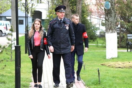 В Крыму создана первая студенческая народная дружина
