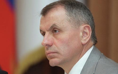 Владимир Константинов: «Организаторов энергоблокады ждет трибунал»