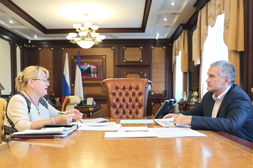 На национальные проекты в Крыму уйдёт 78 млрд рублей 0 (0)