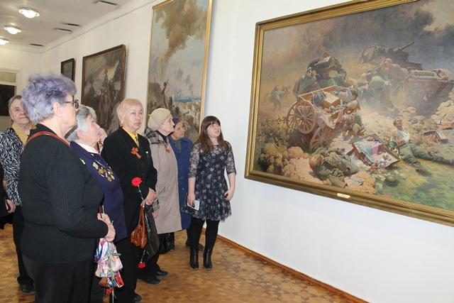 В Симферополе покажут лучшие картины, посвященные Великой Отечественной войне