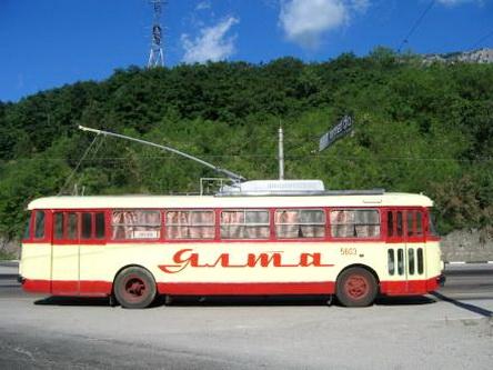 Общественный транспорт в Ялте будет ходить по-новому