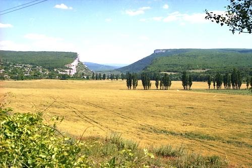 Село перед ущельем 5 (2)