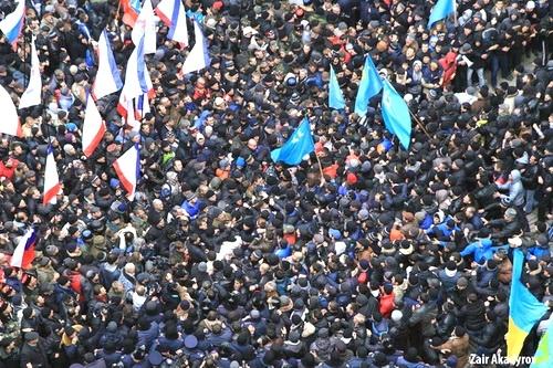 Крымская весна: начало событий 0 (0)