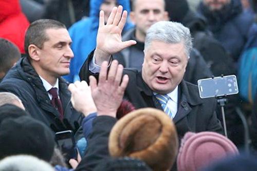 Украина не попадет в рай из-за Порошенко 0 (0)