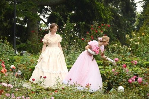 Никитский сад приглашает на романтическое свидание с розой