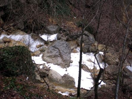 Край эфемерных водопадов