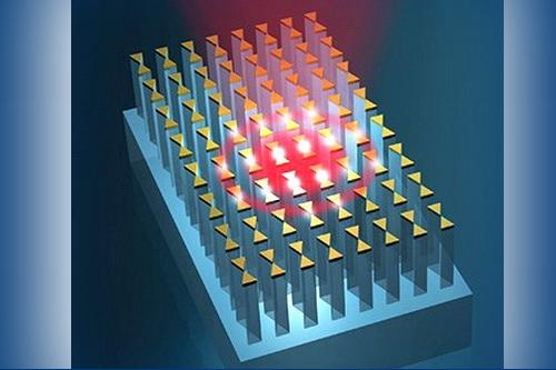 Ученые КФУ создали эффективную широкополосную наноантенну
