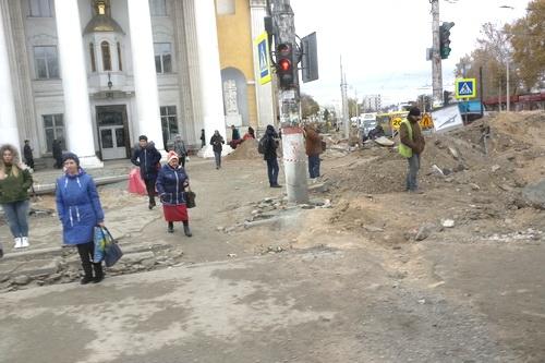 Наталья Маленко о ремонте дорог: Готовим претензии к подрядчикам