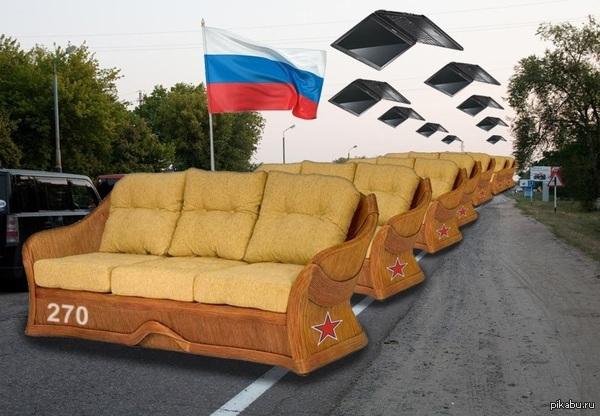 Несколько слов об освобождении, диванных войсках и перспективах Новороссии