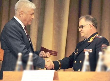 Владимир Колокольцев представил нового министра внутренних дел Крыма 0 (0)