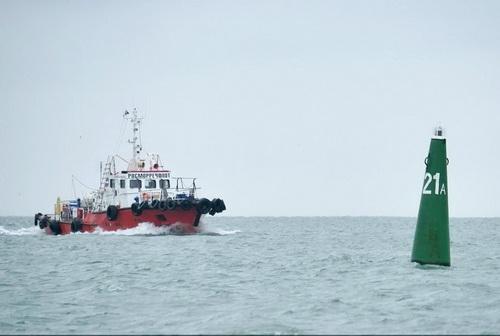 Безопасность судоходства на время строительства моста в Крым будет обеспечена