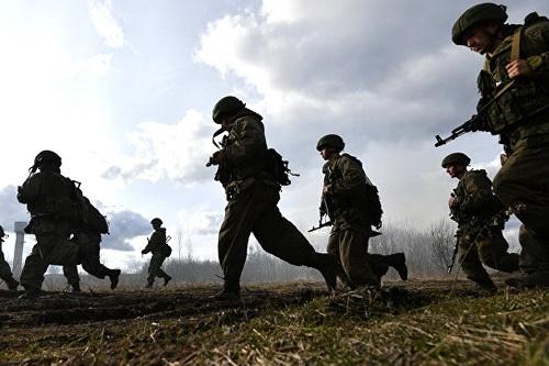 Учения ФСБ в Крыму – «это чтобы Киев вел себя адекватно»